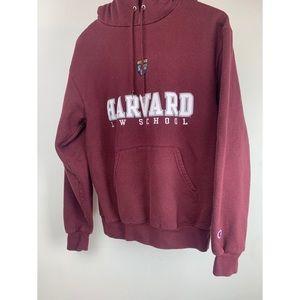 Champion Harvard Law School Hoodie